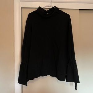 Bell Sleeve Sweater-L